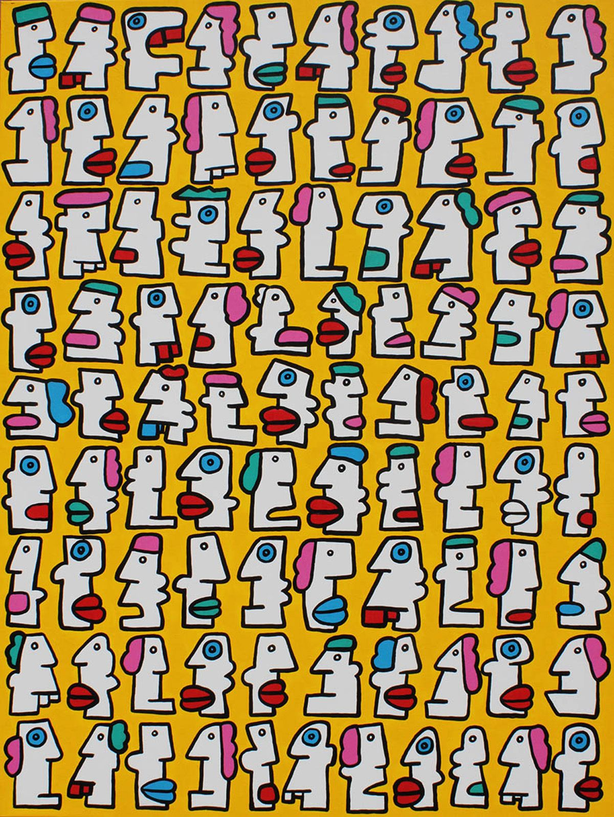 Thierry Noir || Howard | Griffin | Gallery